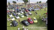 Volkswagen comemora produção de 1 milhão de New Beetles em 10 anos