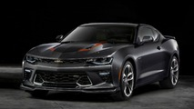 Chevrolet Camaro 50th Anniversary Edition
