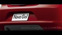 NOVO GOL - Veja fotos dos principais detalhes externos do novo Geração 5