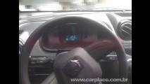 Flagra: Fotos revelam como é o interior e painel do Novo Chevrolet Agile