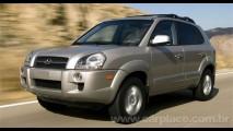 Hyundai Tucson nacional chega em dezembro - Presidente da CAOA anuncia investimentos de R$ 1,2 bilhão