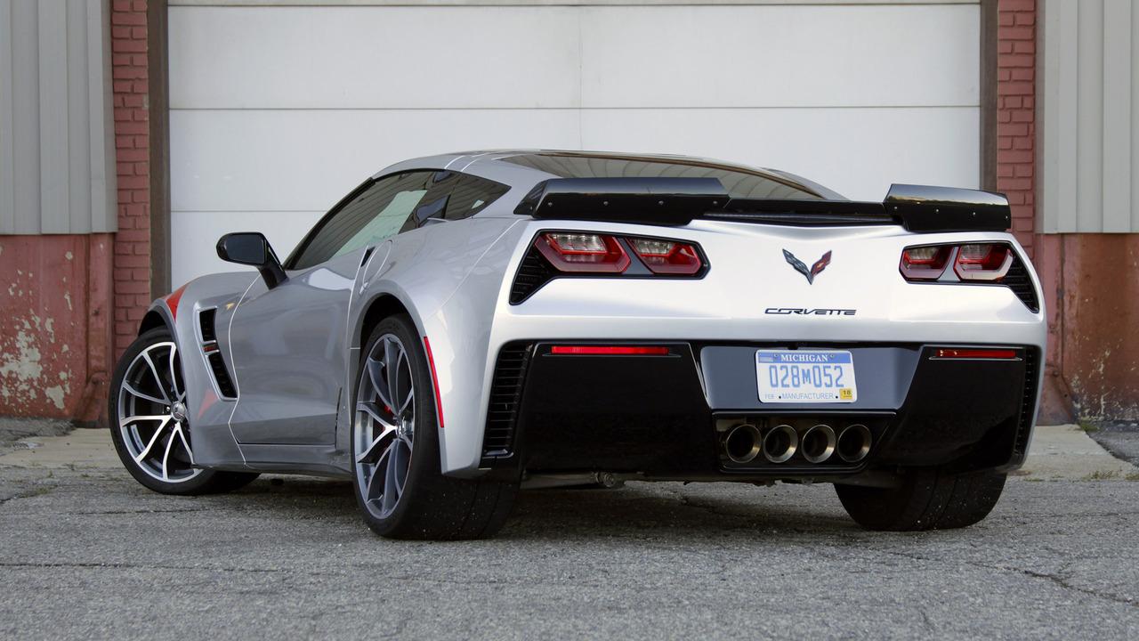 Car And Driver Corvette Grand Sport Review
