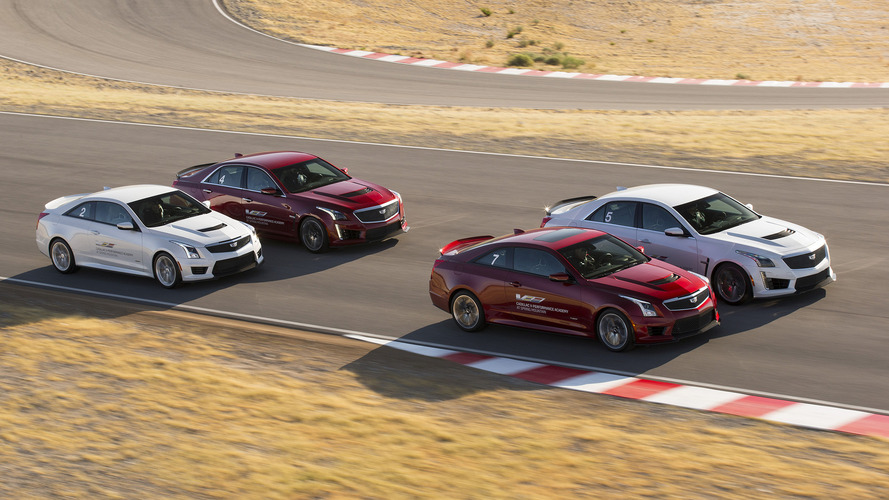 2017 Cadillac ATS-V, CTS-V buyers get V-Performance Academy training