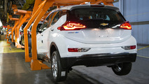 Chevy Bolt EV Production