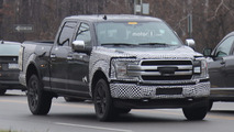 2018 Ford F-150 Spy Shots