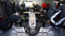Nico Rosberg retires from Formula 1