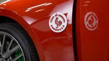Lexus IS Sriracha