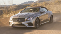 2018 Mercedes-Benz E-Class Cabriolet: First Ride