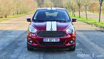 Essai Ford Ka+ (2016) - 1.2 Ti-VCT 85