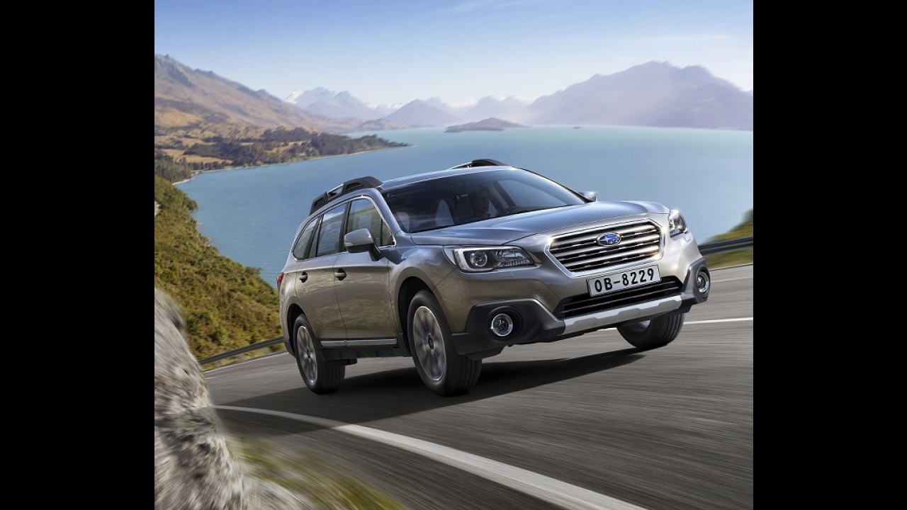 Subaru inicia pré-venda dos novos Legacy e Outback - veja preços