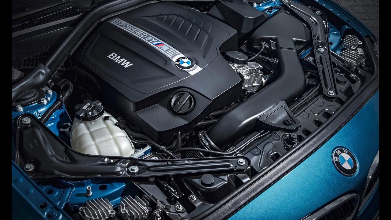 BWM M2 coupe motor