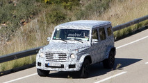 2019 Mercedes-AMG G63 photos espion