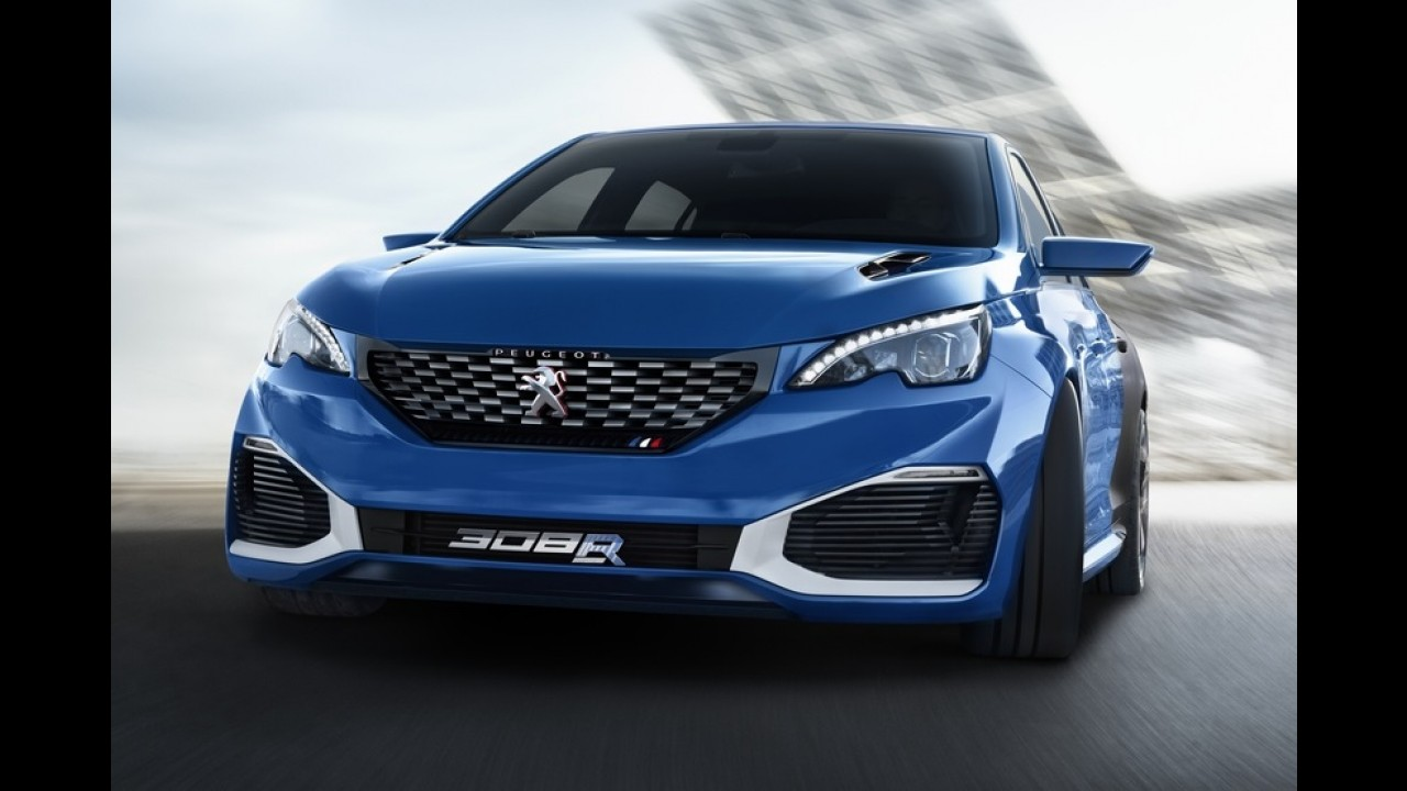 Peugeot vai apresentar 308 GTi no fim do mês; Brasil terá apenas reestilização