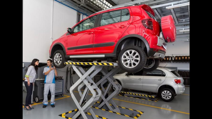 Volkswagen lança pacote de revisões para Gol, Voyage e Saveiro por R$ 999