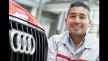 Audi inaugura sua primeira fábrica no México com o novo Q5