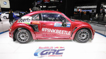 VW Beetle GRC: Detroit 2017