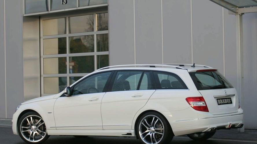 Brabus Mercedes C-Class Wagon at Essen