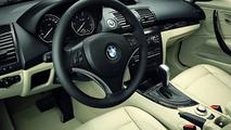 Revised 5 door BMW 1 series