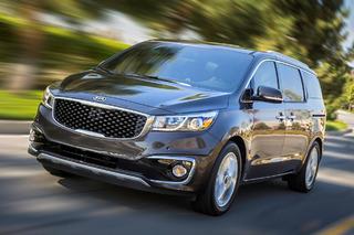 2015 Kia Sedona is the Minivan We Would Actually Drive