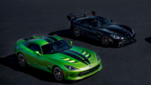 Dodge Viper 25th Anniversary models