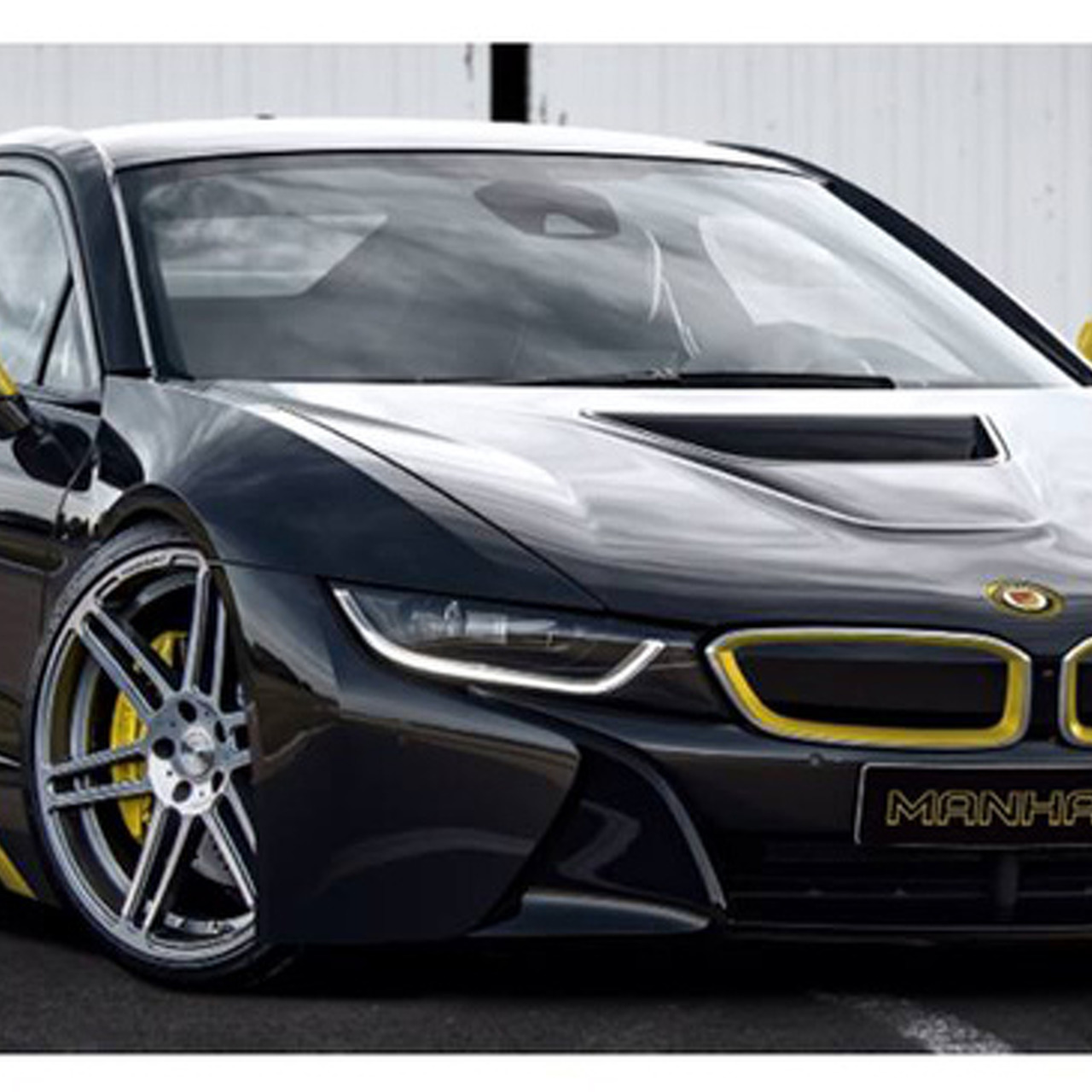 BMW i8 Gets the Custom Treatment