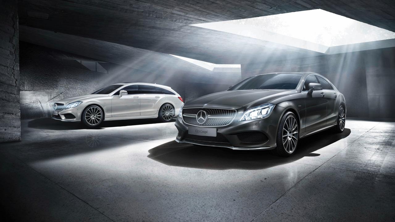 Mercedes CLS Final Edition