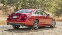 2017 Mercedes-Benz E300 4Matic: First Drive