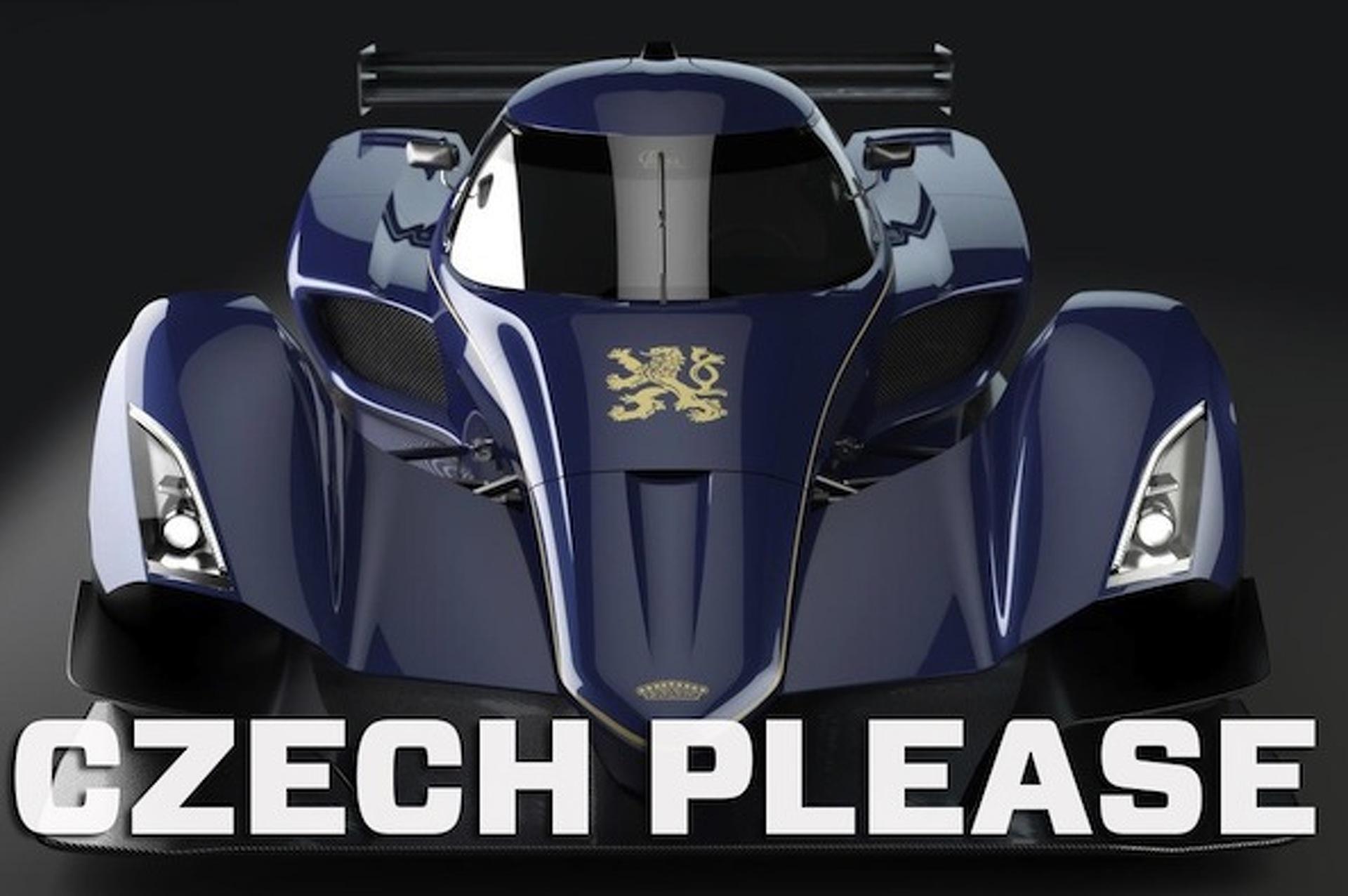 Feast Your Eyes On Praga's R1 Track Car