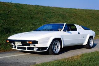 The 1970s Beauty of The Lamborghini Silhouette