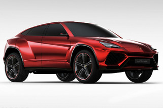 The Lamborghini Urus SUV Could Get a Hotter SV Version