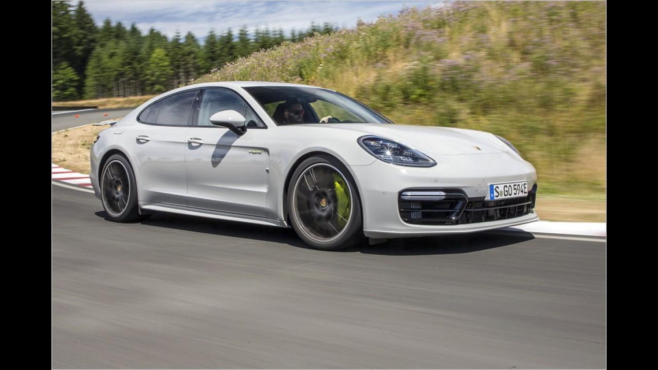 Porsche aktuell