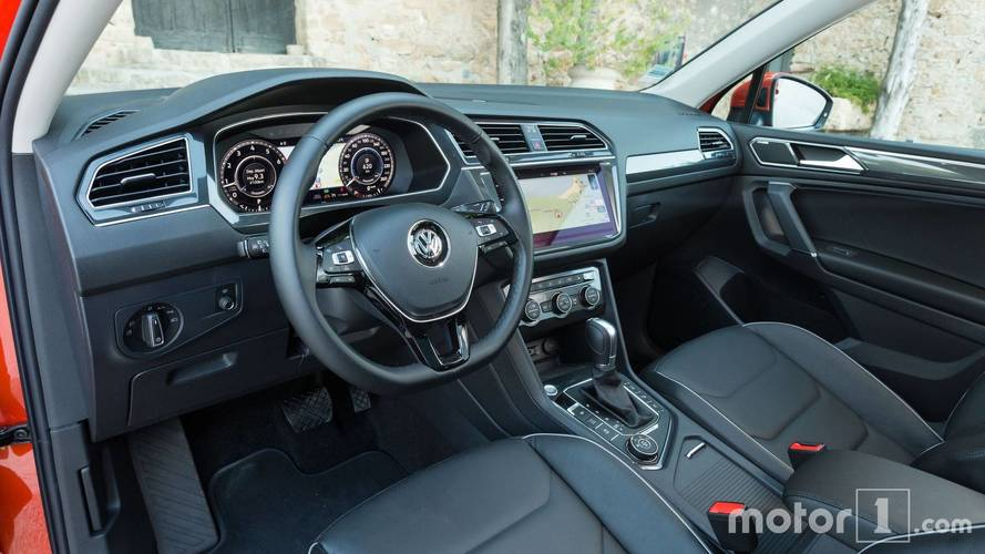 volkswagen tiguan allspace antes na argentina que no brasil. Black Bedroom Furniture Sets. Home Design Ideas