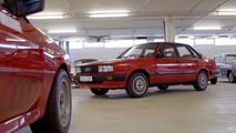Audi Sport 5 silindirli motor belgeseli