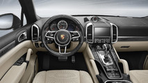 2015 Porsche Cayenne Turbo S