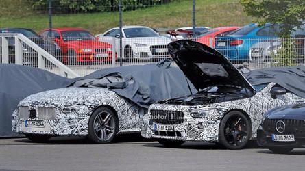 La Mercedes-AMG GT4 poursuit ses escapades sur route ouverte