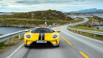Ford GT en Norvège