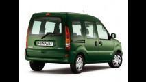 Renault KANGOO bi-fuel BENZINA-METANO