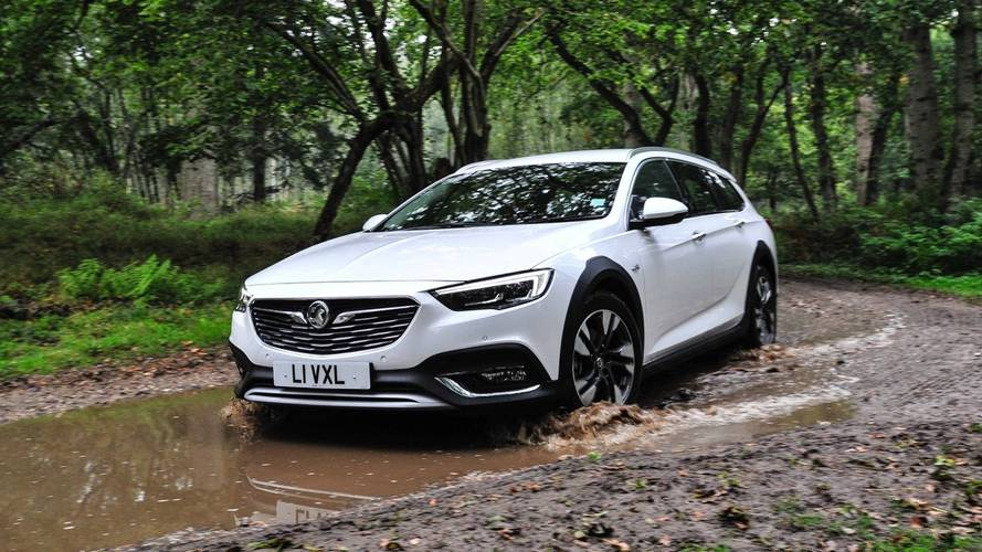 2017 Vauxhall Insignia Country Tourer first drive: Versatile family hauler