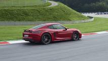 Porsche 718 Boxster y Cayman GTS 2018