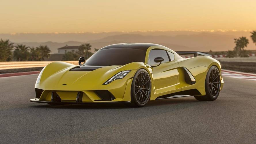 Hennessey Venom F5 To Try To Hit 300 MPH Next Year