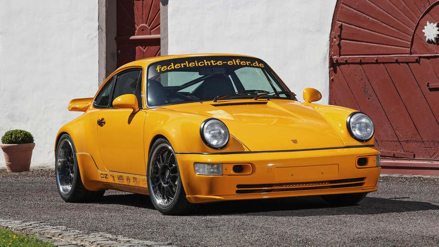 1990 Porsche 911 964 By DP Motorsport
