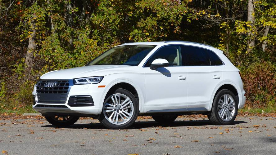 2018 Audi Q5 Review: Playing To The Base