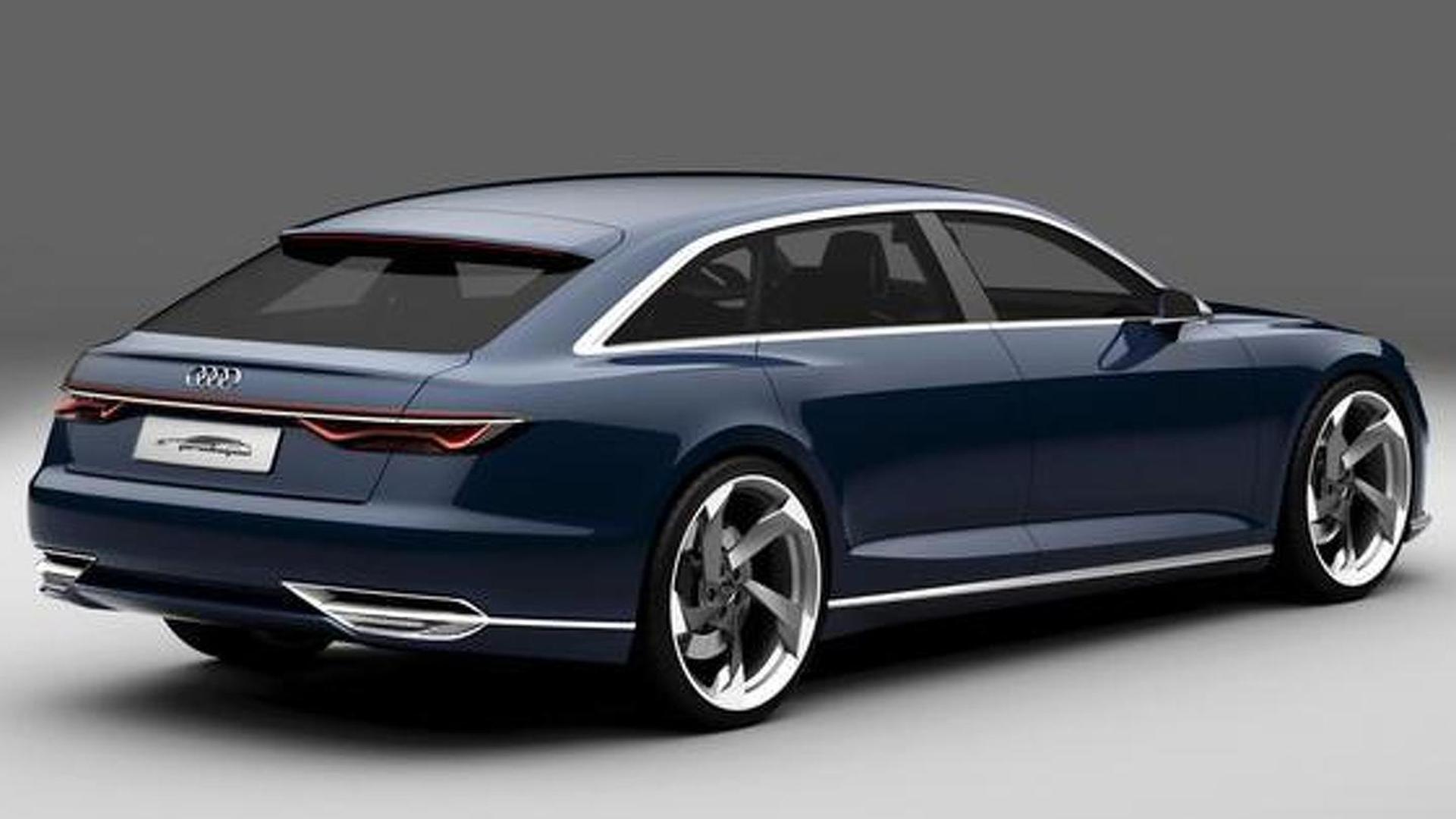 Универсал Audi Prologue Avant