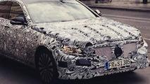 2016 Mercedes-Benz E-Class spied in Prague
