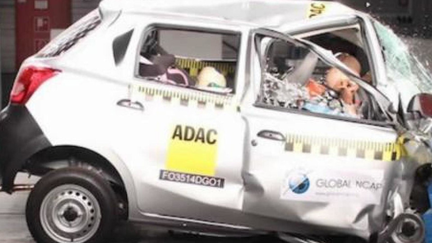 Datsun Go and Maruti Suzuki Swift get shameful zero star rating in Bharat NCAP crash test
