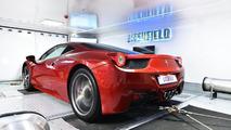 Litchfield tunes the Ferrari 458 Italia [video]