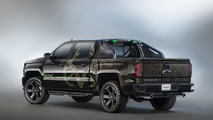Chevrolet Silverado Realtree Bone Collector concept