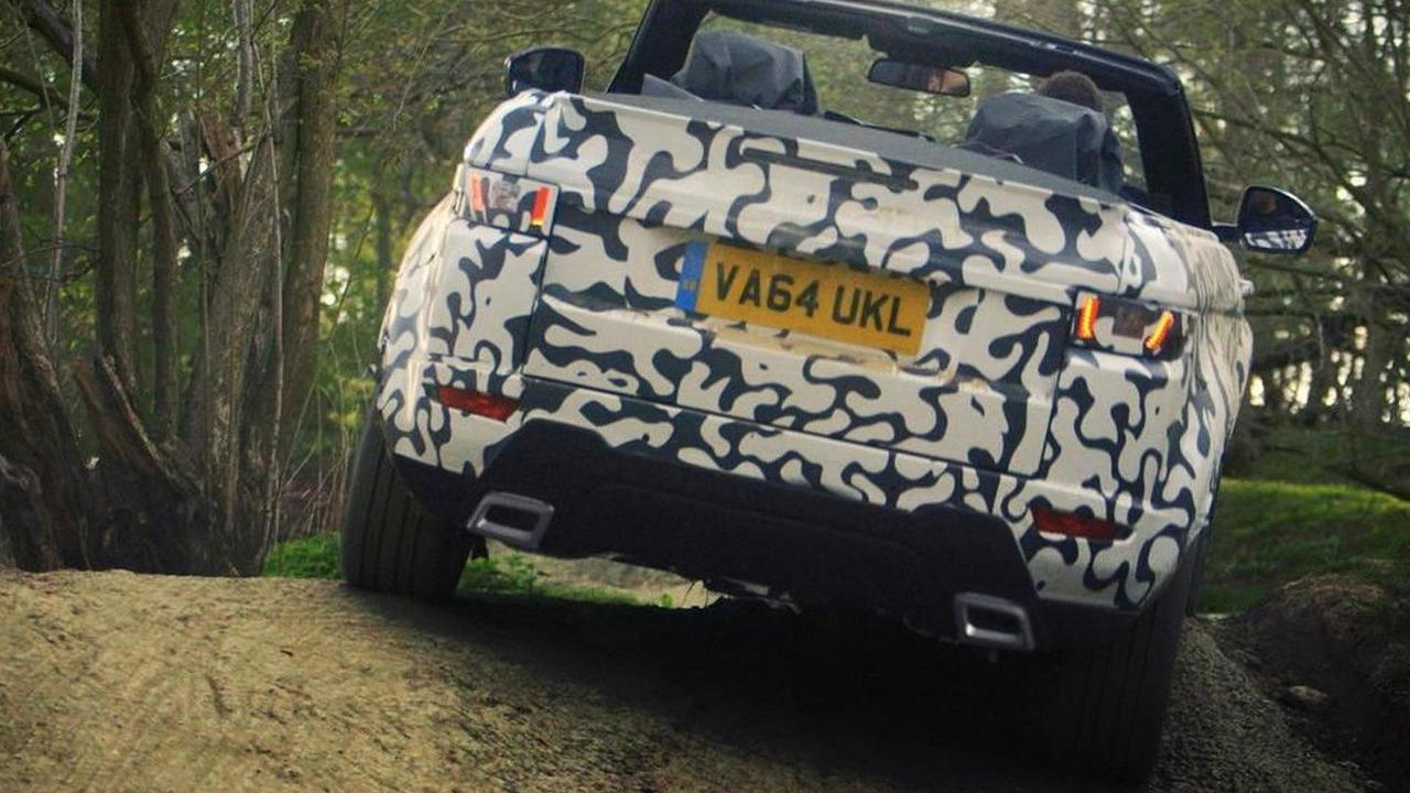 Range Rover Evoque Cabrio