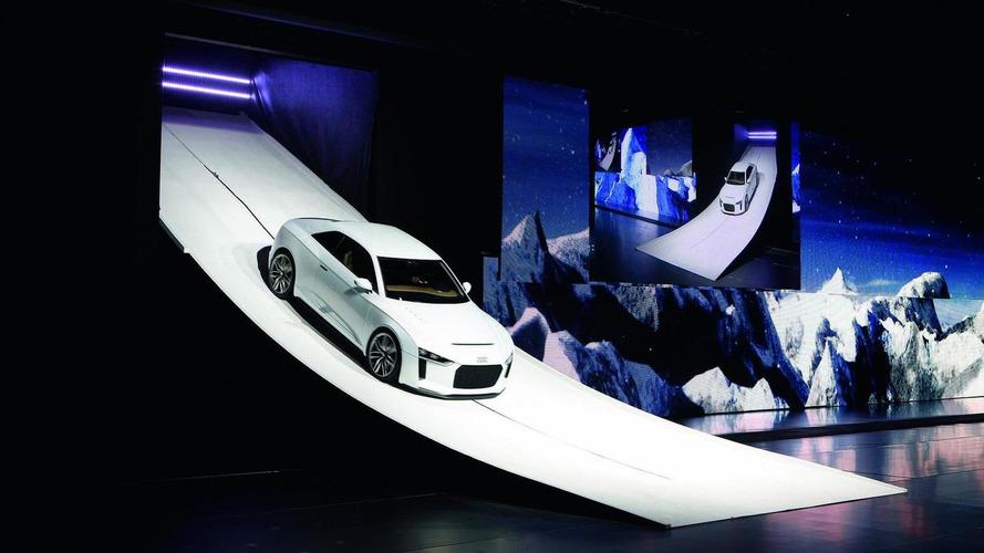 Audi Quattro Concept decision due in Sept.