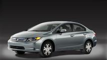 2012 Honda Civic Hybrid - 18.2.2011